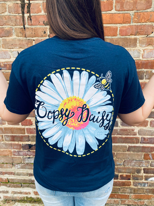 Girlie Girl Originals Oopsy Daisy Navy