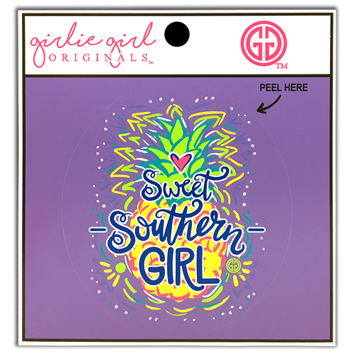 Girlie Girl Originals Southern Girl Decal/Sticker
