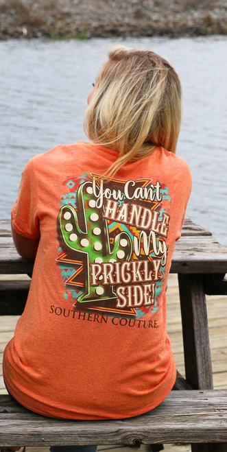 Southern Couture Prickly Side Sunset