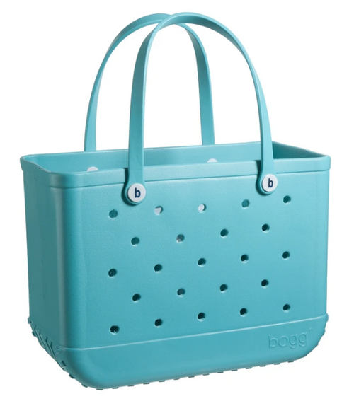 Bogg Bag Turquoise and Caicos Large