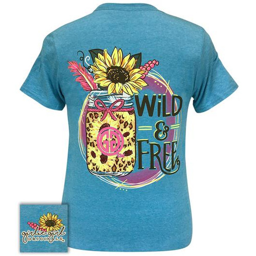 Girlie Girl Originals Wild & Free Heather Sapphire
