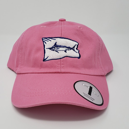 Eastern Offshore Marlin Release Flag Pink Hat