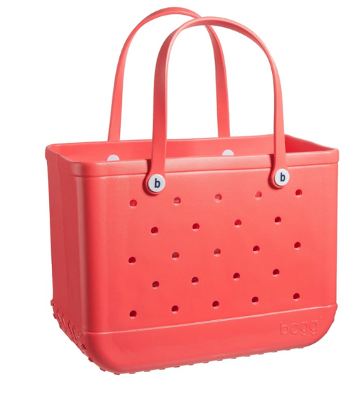 Bogg Bag CORAL me mine Large