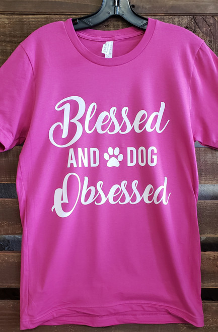 Daydream Tees Dog Obsessed