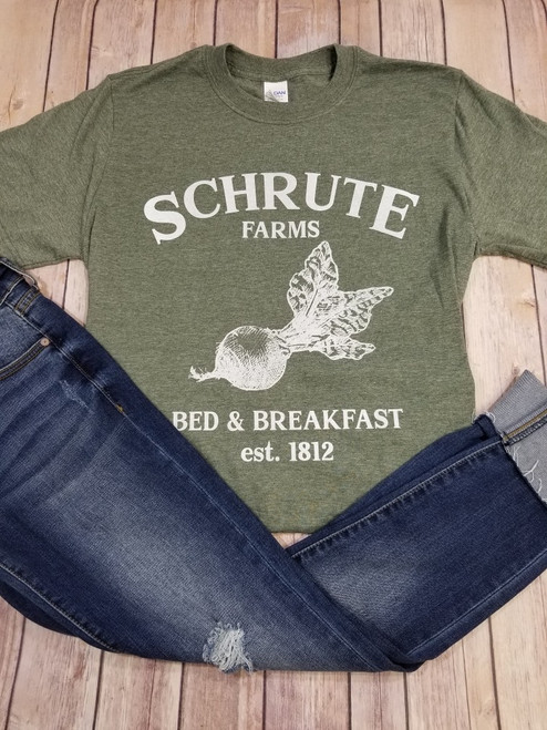 Daydream Tees Schrute Farms