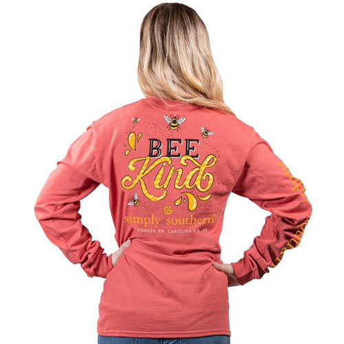 Simply Southern Bee Kind Spice LS