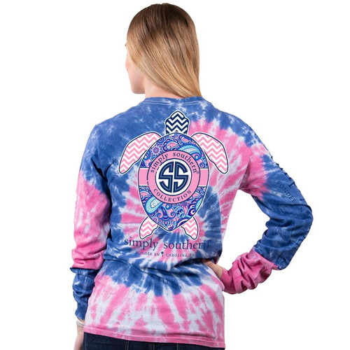 Simply Southern Turtle Taffy LS