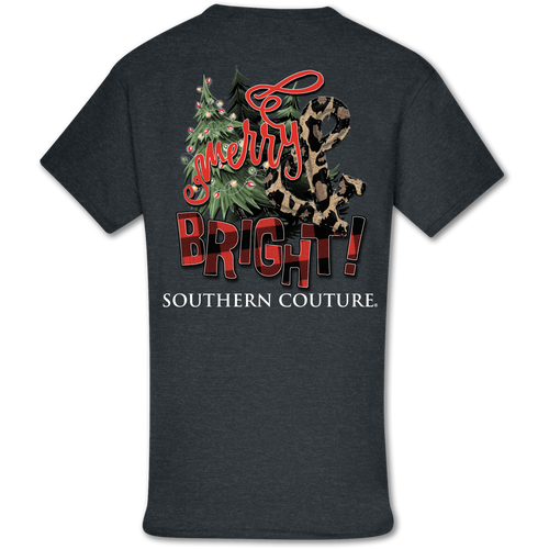 Southern Couture Merry & Bright Dark Heather