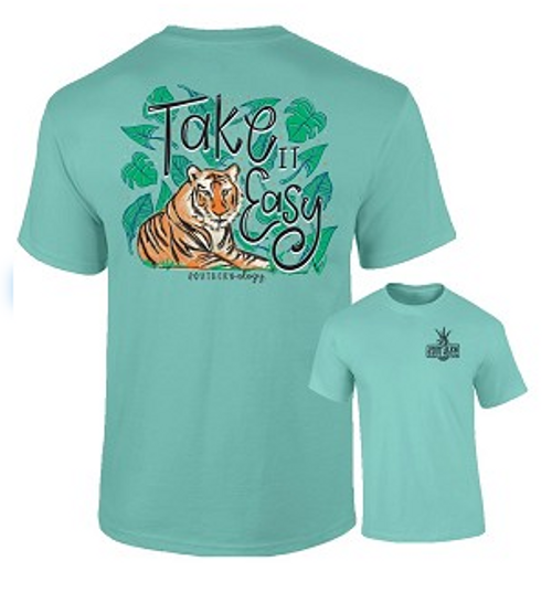 Southernology Take It Easy Tiger Mint