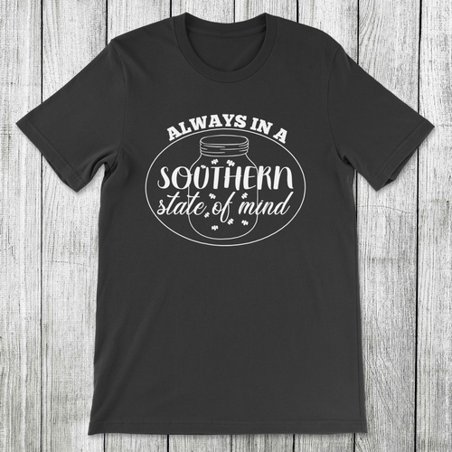 Daydream Tees Southern State of Mind