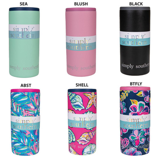 Simply Southern Can Cooler