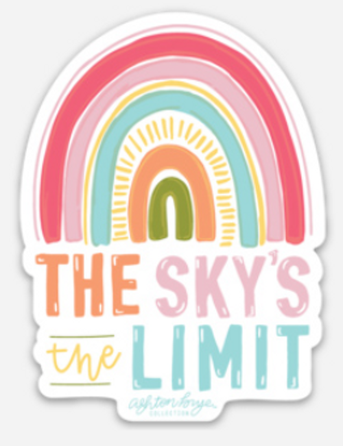 Southernology The Sky's The Limit Decal