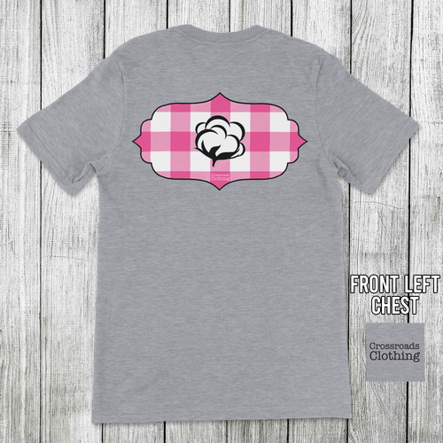 Crossroads Clothing Pink Cotton