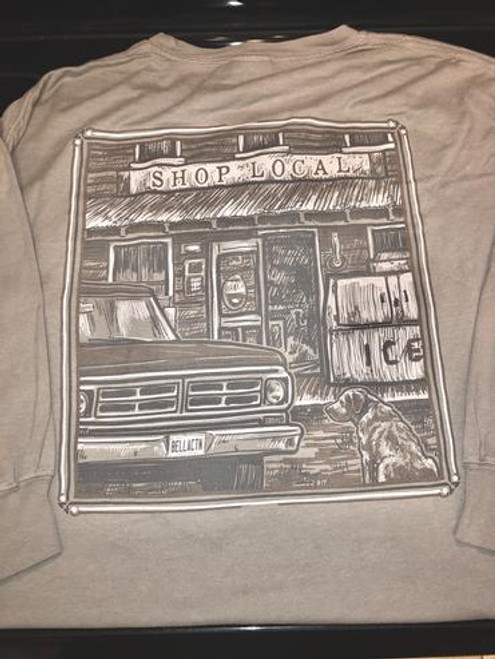 Bella Cotton Shop Local LS
