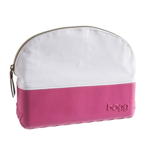 Bogg Bag Beauty Makeup Bag Pink