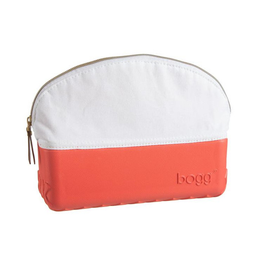Bogg Bag Beauty Makeup Bag Coral