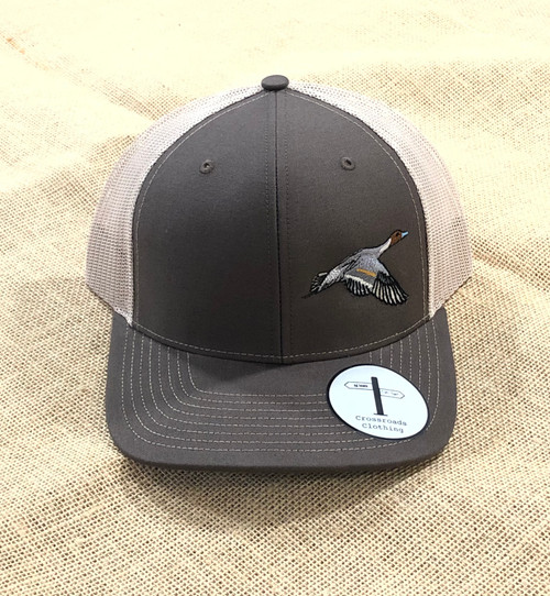 Crossroads Clothing Pintail Hat Brown/Khaki