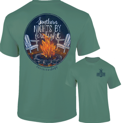 Southernology Southern Nights By Firelight