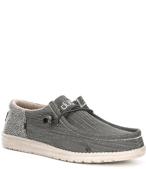 Hey Dude Wally Men's Funk Herringbone Bruno