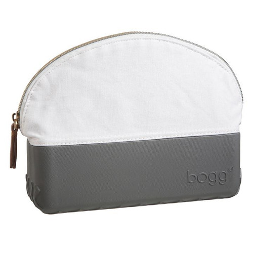 Bogg Bag Beauty Makeup Bag Fogg