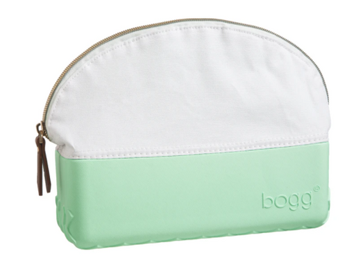 Bogg Bag Beauty Makeup Bag Mint