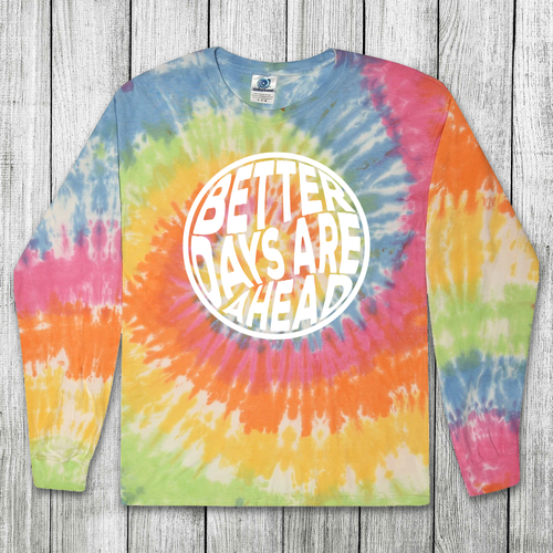 Daydream Tees Better Days - Eternity Tie-Dye