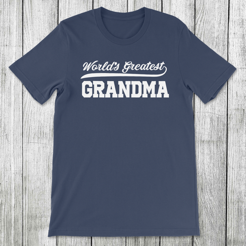 Daydream Tees World's Greatest Grandma