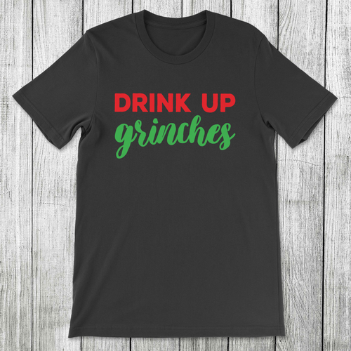 Daydream Tees Drink Up Grinches