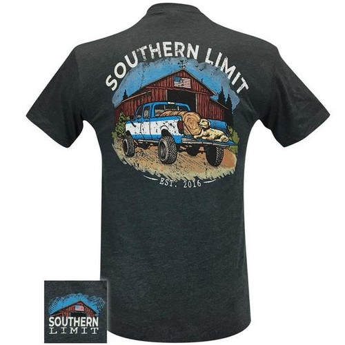 Southern Limit Truck & Barn Charcoal