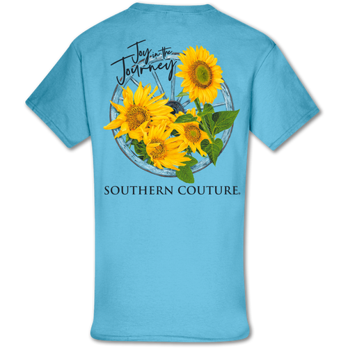 Southern Couture Joy in the Journey SS Sky