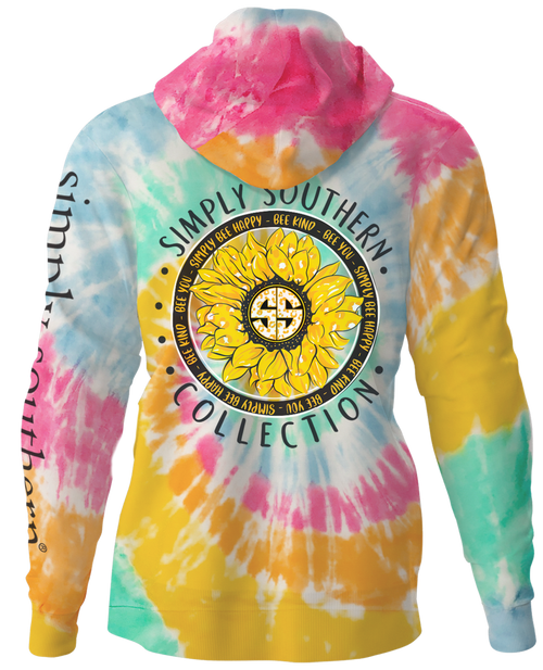 Simply Southern Hoodie Sunflower Classic