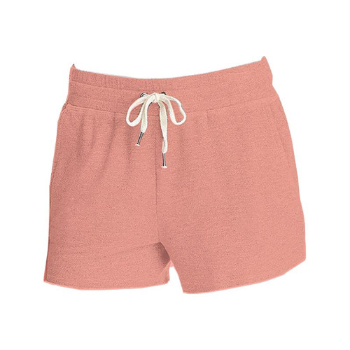 Simply Southern 0121 Terry Shorts Peach