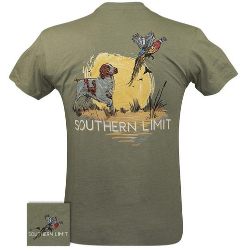Southern Limit Pheasant Light Olive