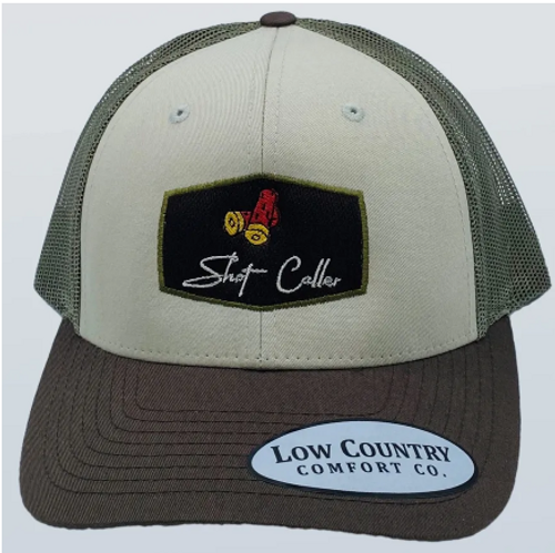 Low Country Shot Caller Shotgun Shells Tan/Loden/Brown Hat