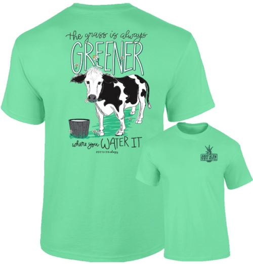 Southernology The Grass is Greener Mint