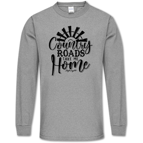 Highway 828 Country Roads LS Sport Gray