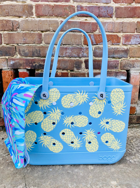 Bogg Bag Pineapple Print Large