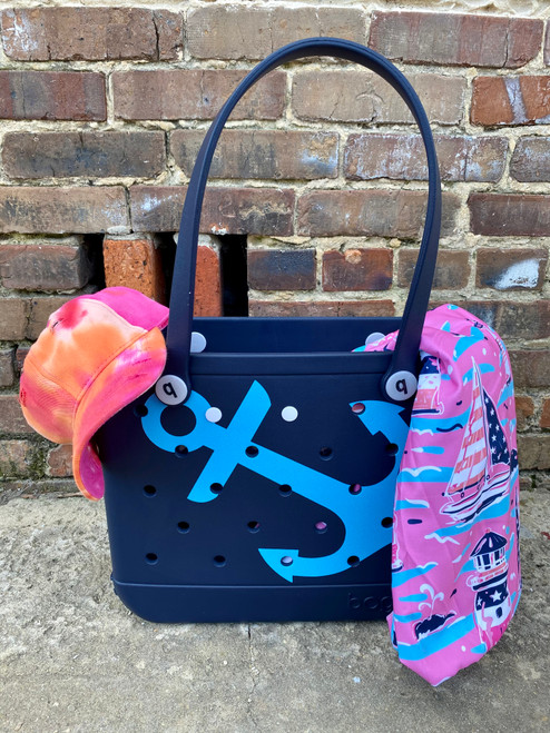 Bogg Bag Anchor Print Large