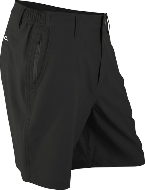 Drake Bamboo Active Short Black