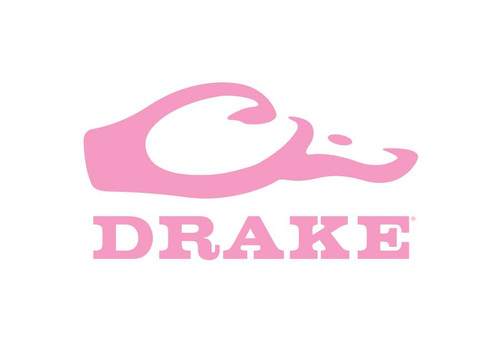 Drake Decal - Drake Head Pink