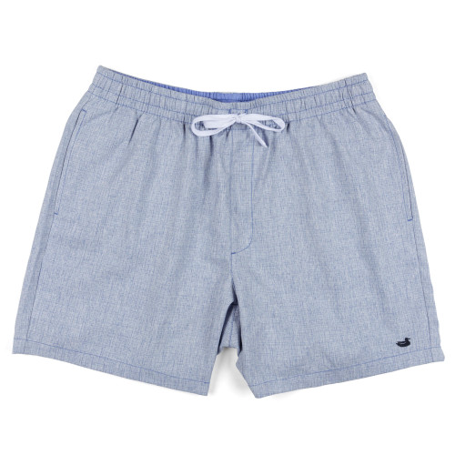 Southern Marsh Crawford Casual Shorts Light Blue