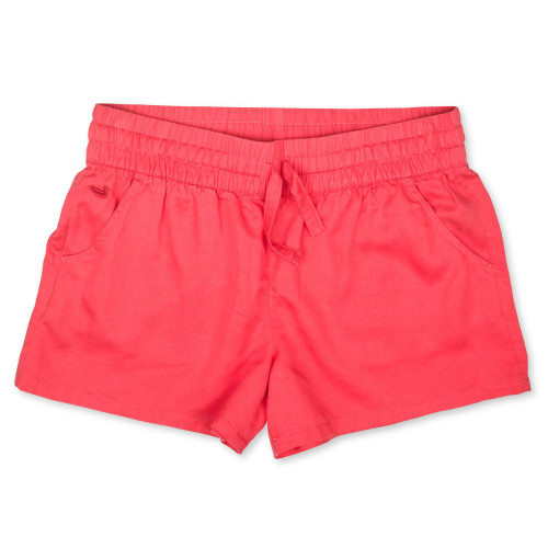 Southern Marsh Rachel Relaxed Shorts Strawberry Fizz
