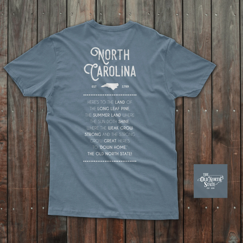 The Old North State - NC Toast
