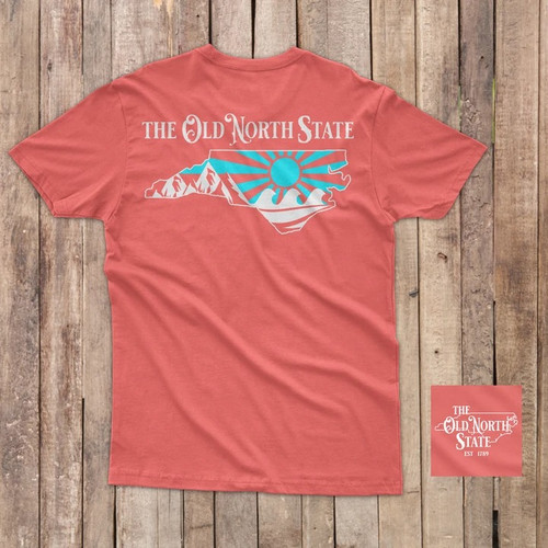 The Old North State - Coral Silk