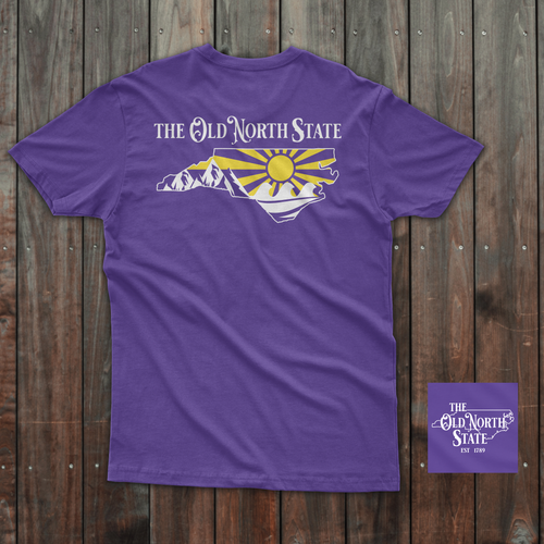 The Old North State - Russell Purple