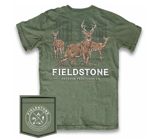 Fieldstone Outdoor Provisions Deer Herd