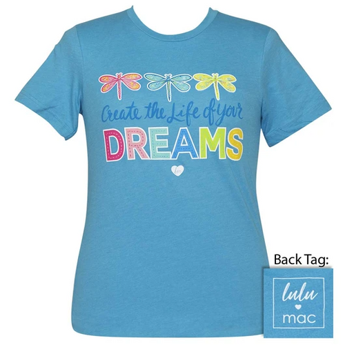Lulu Mac Dreams Heather Aqua