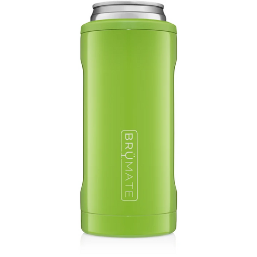 Brumate Hopsulator Slim Electric Green