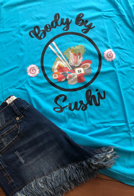 Daydream Tees Body by Sushi SS