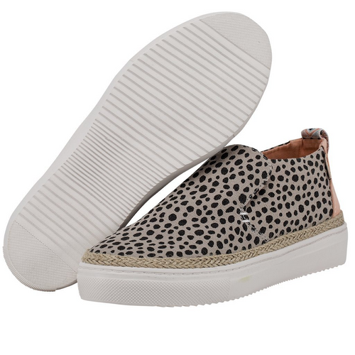 Hey Dude Peyton Cheetah Beige
